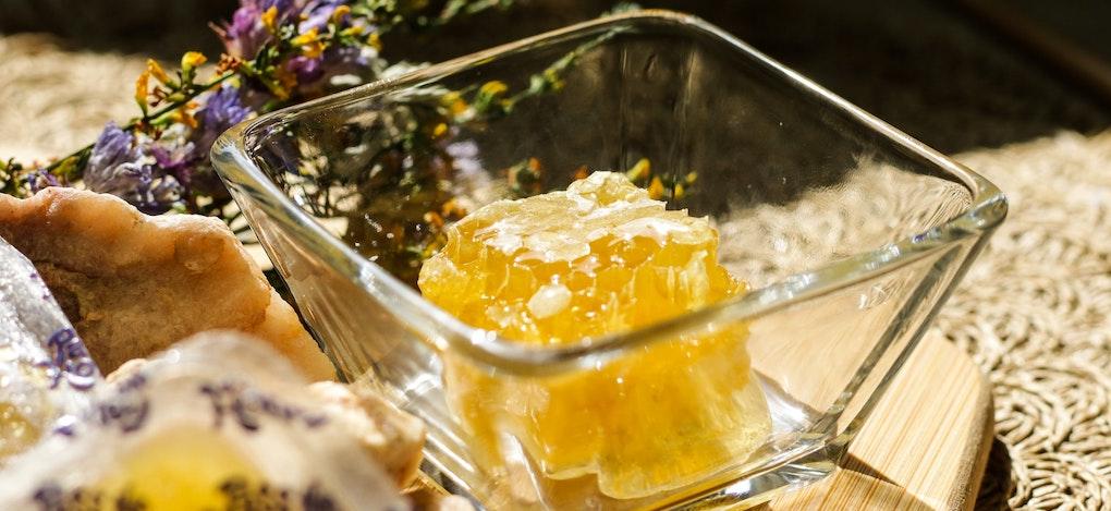 Saunahonig Kaufen - Honig im Glas